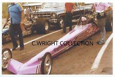 Vintage Drag Racing-Shirley Muldowney-AA/Fuel Dragster-1977 NHRA Summernationals
