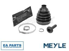 BELLOW SET, DRIVE SHAFT FOR AUDI MEYLE 100 498 1085