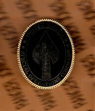 """US Special Operations Command Airborne USSOCOM pocket badge 2.25"""""""
