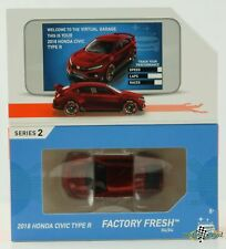 Hot wheels id Series 2021 Honda Civic Type R 1:64 OVP