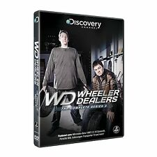 Wheeler Dealers - Series 3 - Complete (DVD-R)