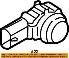 CHRYSLER OEM Parking Aid-Sensor 52112205AA