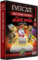 Evercade Oliver Twins Collection 1 Cartridge Brand New