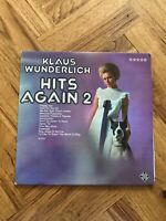 "Klaus Wunderlich Hits Again 2 Telefunken SLE 14 659-P 12"" Vinyl LP Free UK Post."