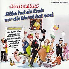JAMES LAST : ALLES HAT EIN ENDE NUR DIE WURST HAT ZWEI / CD - TOP-ZUSTAND