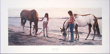 "Steve Hanks  (1949-2015), ""Connections"", signed/numbered limited edition"