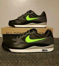 Nike Air Wildwood ACG - UK Size 10 - AO3116 002 - Black/Electric Green
