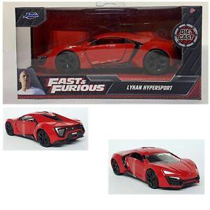 Jada Fast & Furious - 1:32 - Lykan Hypersport