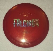 Latitude 64 Opto Line Falchion 174g Red Fairway Driver Disc Golf Foil: Sparkle