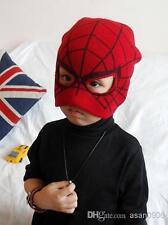 Carino A Maglia Cappello per Bambini / Bambini Inverno Cappello / SPIDERMAN MASCHERA CAPPELLI BERRETTO Spiderman Web
