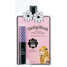 New KOJI Dolly Wink False Eyelash Fix Adhesive Glue produced TSUBASA Black Japan