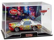 Disney Store Cars 2 Darrell Die Cast Car In Collector's Case