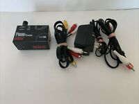 BBE FJB-200X Outboard Phono Turntable Preamp with Power Supply - Works Great