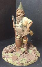 """1986 Tom Clark Gnome Zermatt Hand Signed 8.5"""""""