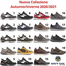 NAVY SAIL Sneakers scarpe sportive casual da uomo comode con lacci