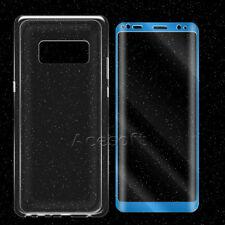 Flexible Gel Shell Slim Screen Protector f T-Mobile Samsung Galaxy Note 8 N950U
