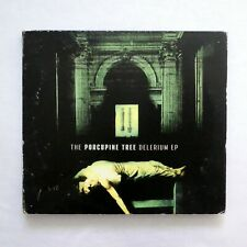 PORCUPINE TREE Delerium EP CD Greece Promo 2001 Steven Wilson