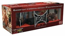 TAPOUT XT EXTREME TRAINING 4 KILLER WORKOUT DVD'S RESISTANCE BAND
