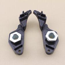 2Pcs Headlight Bracket Repair Kit Left Right Side 63126941478 Fit BMW E60 E61