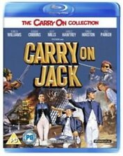 Carry on Jack 1963 Blu-ray DVD Region 2