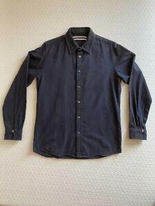 Robert Geller Embroidered Shirt Size 48