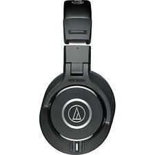 Audio-Technica ATH-M40x Monitor Headphones 90-Degree Swiveling Earcups (Black)