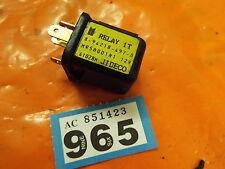 VAUXHALL MONTEREY ISUZU TROOPER BIGHORN LWB 94>99 3.2 V6  RELAY MR5A001A1