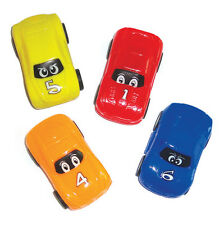 Favour Pull Back Cars 4PK AWE2238 Party Supplies Decoration Game Novelty Racing