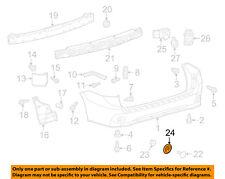 TOYOTA OEM 11-18 Sienna-Bumper Trim-Molding 5275208010