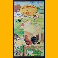 LE MONDE DES ANIMAUX N° 1 Betty Zegna 1993