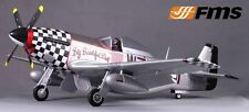 "P-51D,Big Beautiful Doll,Plug N Play, V8 1400mm (55"") Brushless RC Airplane"