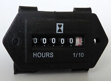 Hour Meter- Generator or any 120 Volts AC 60 hz ProG713