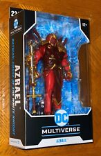 DC Multiverse Wave 2 Azrael 7 Inch Action Figure Collectible