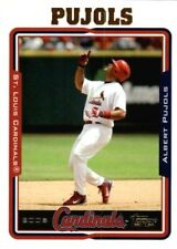 2005 Topps Baseball Pick Complete Your Set #1-250 RC Stars ***FREE SHIPPING***