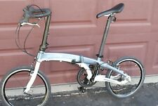 Dahon Vector X27H 27-Speed Folding Bike (A Pro-Level Speed Rocket, A Ferrari)