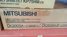MITSUBISHI CK200SA PAPER SHEET SET FOR COLOR VIDEO COPY PROCESSOR