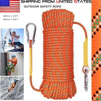Rock Climbing Aluminum Side Swing Pulley 32KN Hiking Roofing Rescue Rigging