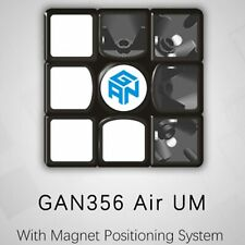 Gans puzzle GAN356 Air UM - Magnetic Positioning System -  Speed Cube - Black