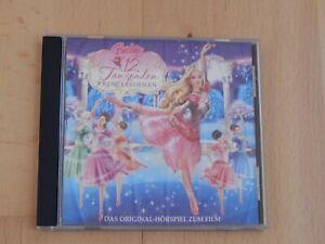 CD Barbie in die 12 tanzenden Prinzessinen