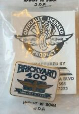 "1995 Brickyard 400 Indianapolis Motor Speedway 1 1/4"" Pin New Nascar"