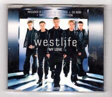 (HX173) Westlife, My Love - 2000 CD