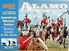 IMEX MODELS 1/72 ALAMO MEXICAN CAVALRY FIGURE SET 515