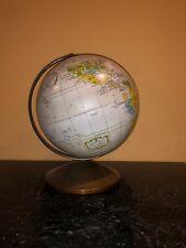 World Desk Globe Decor Geography