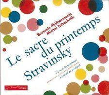 Sacre Du Printemps, New Music