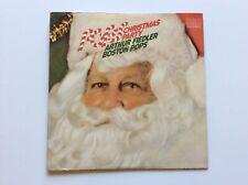 POPS CHRISTMAS PARTY   Arthur Fiedler Boston Pops