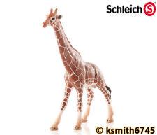 Schleich MALE GIRAFFE solid plastic toy wild zoo African animal * NEW 💥