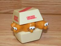 1989 Rolling Chicken Tenders McDonald's Happy Meal Collectible Toy