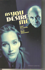 LUIGI PIRANDELLO - As You Desire Me P/B