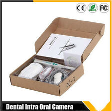 SONY CCD 4 Mega Pixels Dental Intraoral Intra Oral Camera 2.0 CE 6 LED LAMPS PP