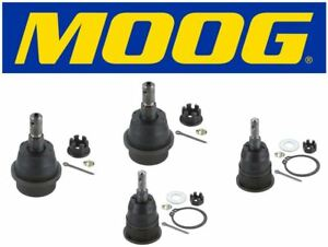 Moog Upper & Lower Ball Joints 2004 Hummer H2